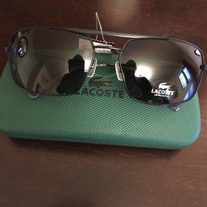 BNWT Lacost sunglasses
